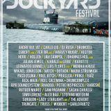 Andre Buljat b2b DJ Herr live @ Dockyard Festival (ADE 2015) – 17.10.2015