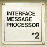 """Interface Message Processor #2: """"in-flight movie, prosecco"""""""