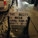 Dj Mega - April Fools Party - Live at Center st Alley - 3-1-2017 - Dancehall-Rnb-Hip Hop - Pop