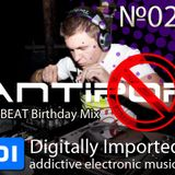 Tarbeat  – AntiPOP №023 [Birthday Mix] (10.08.12) Di.FM