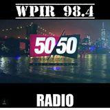 All-Star Saturdays - 50-50 Edition Megamix on WPIR 98.4Fm PT 2