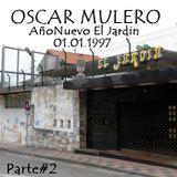 Oscar Mulero - Live @ AñoNuevo El Jardin, Gijon (01.01.1997) parte#2 Cassette INEDITO