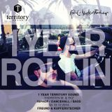 1 Year Territory Sound - Promomix Vol. 1
