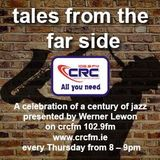 Tales from the far Side 27.12.18 Jazz and the Search for Peace
