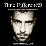 Fabio Orru - Time Differences 268 on TM Radio - 25-Jun-2017