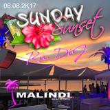 MALINDI SUNDAY SUNSET [TWO]