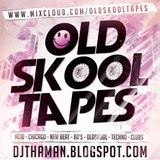 Old Skool Radio Tape 080 (Vinyl, 1988)