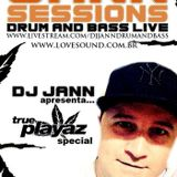 Programa_Jann_Sessions Especial True Playaz Ganja Records 01/09/13