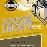 JOHNNY DEEP LIVE @ BOOGIE KNIGHTS