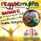 Reggaemylitis, Vibes FM, ft. new music on vinyl from Lionvibes Record Shop in the Plastic Surgery