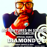 Adventures In Stereo w/ Diamond D, Exile, Choosey & Pistol McFly
