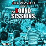 DJ Alex Persaud - perSOUND Sessions 1 (Hong Kong Mix)