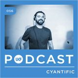 UKF Music Podcast #56 - Cyantific