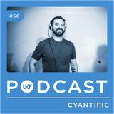 UKF Music Podcast #56 - Cyantific