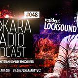ЖARA Radio Podcast №48 (Week 06.03.14) Mixed By Locksound