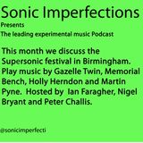 Sonic Imperfections July