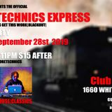 Dj Technics TTE Launch Party 9-28-2019