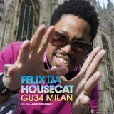 Global Underground 034 - Felix Da Housecat - Milan - CD1
