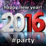 #party (New Year's Eve 2015)