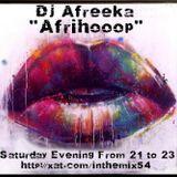 Afrihooop IntheMix 54 09.03.2013
