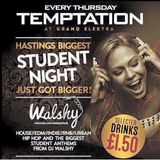 #Temptation Mix CD | Hip-Hop | R&B | House - @GrandElektra Every Thursday