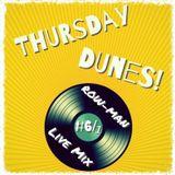 Dunes Thursday №6 - dj Row-Man - Vinyl Live Mix, part.1