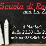 Puntata 10 di A Scuola di Rock con la Zia: ospiti Elisa Arcamone trio.