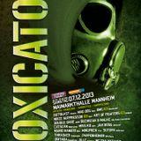 Mario Ranieri @ 5 years Toxicator, Maimarkthalle Mannheim (DE) 7.12.2013