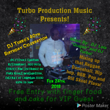 DJ Turbo 40th B'Day Party Introduction