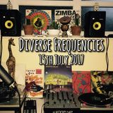 Diverse Frequencies 15th July 2017