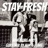 Adventure #101 FUNK YOU 2 guestmix by AliA & Flake