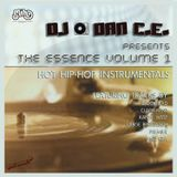 THE ESSENCE Volume 1 - Hip-Hop Instrumentals