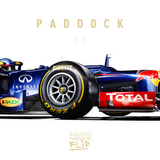 BALBOA NWAFOR FLIP pres. REDEMPTION - S1E3 - PADDOCK A1 (MIX SERIES)