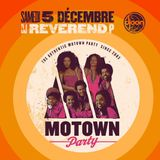 DJ Reverend P @ Motown Party, Djoon Club, Paris, Saturday December 5th, 2015