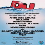 Kevin Saunderson - Live At DJ Mag Poolside Sessions, The Surfcomber (WMC 2014, Miami) - 26-Mar-2014