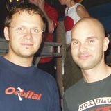 Alex Sword & John Chevalier at Extravaganza 07.06.2003 Part 2