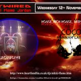 HOTWIRED WITH NIKKI FLAME JORDAN & HANNAH LAING WEDNESDAY 12TH NOVEMBER 2014
