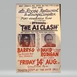A1 Clash - Rodigan v Barry G@LaRoose St Catherine Jamaica 14.8.1987