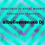 Concurso Dj Novel Madrid - elbolivenenoso Dj