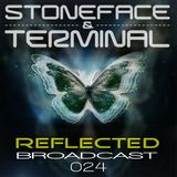 Reflected Broadcast 24 by Stoneface & Terminal