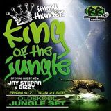 Jimmy Thunder feat. Dizzy & Peripheral - King of the Jungle - Renegade Radio Sept 2014