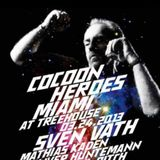 Oliver Huntemann - Live at Cocoon Heroes Miami (Treehouse, WMC) - 24.03.2013