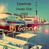 Classics House Club 2000 Vol 1 Mixed By Dj Gabriele