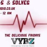SOLVEG & NICOLA-S Vybz radio Show 19 Feb 2016