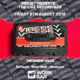 Vibesey Presents The Live Recordings - The Garage House