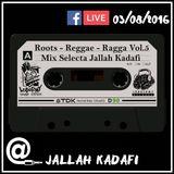 "Lobotomy Sound & Selecta Jallah Kadafi "" Roots/Reggae/Ragga Vol. 5 "" ( Face book Live )"