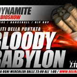 DYNAMITE radio show | ospiti BLOODY BABYLON | prima parte