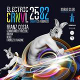 Franz Costa - Electric Carnival 25.02.17 Live At Kabao Club Bari (IT)