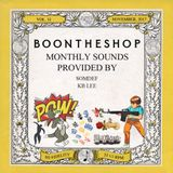 BOONTHESHOP Monthly Sounds Mix, N Building [November 2017]