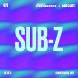 Boxout Wednesdays 079.1 x Absolut - Sub-Z [26-09-2018]